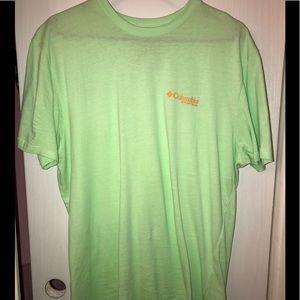 Men's Columbia PFG shirt size L